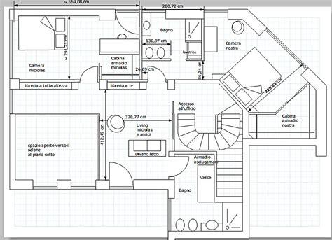 Planimetria Da Letto - idee planimetria casa