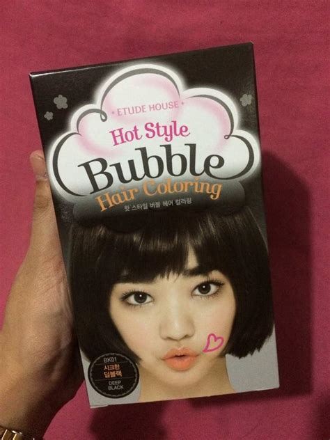 Jual Etude House Style Hair Coloring etude house style hair coloring review korean