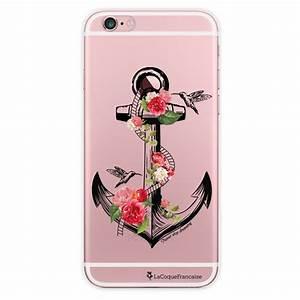 Coque Pour Iphone 6 : coque transparente ancre pour iphone 6 ~ Teatrodelosmanantiales.com Idées de Décoration