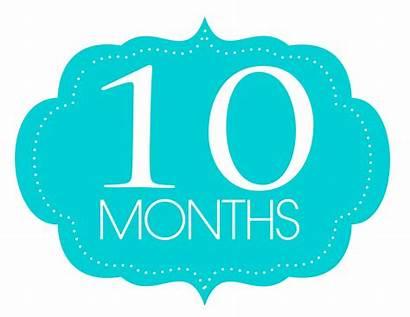 Months Happy Month Tenth Eighth Weight Development