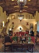 Beautiful Colonial Style Interior Hacienda Style With Beautiful Spanish Combinations Of Texture And