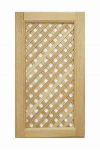 Cabinet doors with lattice DP-ED - Frontus eu