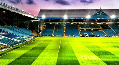 Hillsborough Magic - Sheffield Wednesday Matchday ...