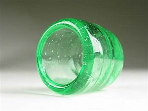 Eco blown recycled bottle shot glasses colossal for Eco blown recycled bottle shot glasses