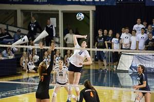 BYU women's volleyball sweeps Princeton - The Daily Universe