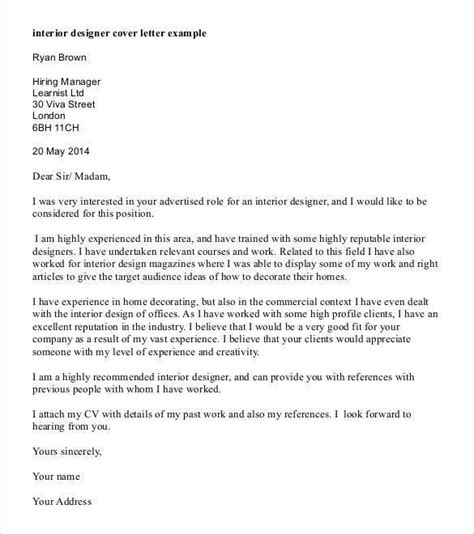 Aldi District Manager Cover Letter by Interior Design Introduction Letter Sle