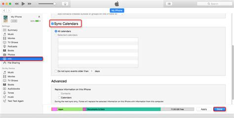 sync iphone with macbook how to transfer calendar from iphone to mac imobie guide
