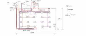 Schema Cablage Tableau Electrique Maison : circuit electrique maison schema electrique lectrique ~ Dailycaller-alerts.com Idées de Décoration
