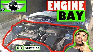 Mini R50 R53 Engine Bay Overview 2000