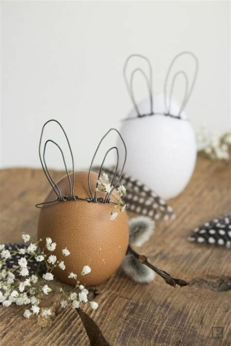 cutest easter eggs crafts mommo design