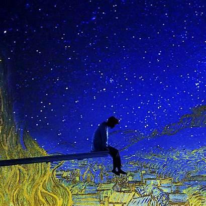 Starry Night Jimin Smitten Kitten