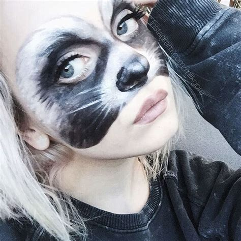 raccoon makeup 1000 ideas about raccoon costume on pinterest costumes slimer costume and halloween costumes
