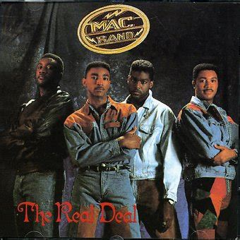 Mac Band : The Real Deal CD (2008) - Unidisc Records ...