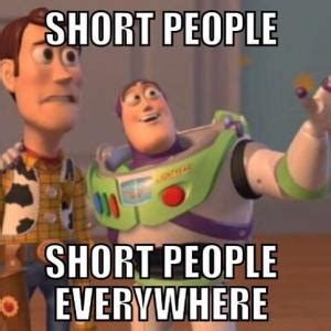 Short Person Meme - jokes about short people kappit