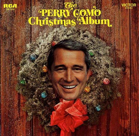 perry como xmas album horse and hare must see monday christmas album covers
