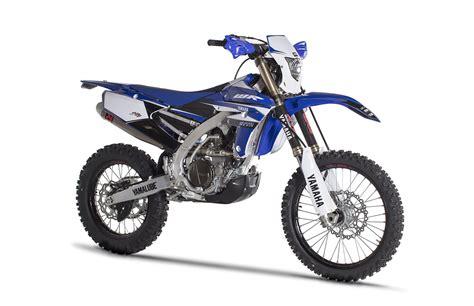 Limited-edition Yamaha Enduro Bikes Unveiled