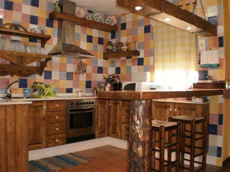 decoracion de cocinas rusticasjpg cocinas pinterest