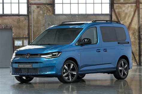 Check out Volkswagen's new 2020 Caddy MPV - Auto News