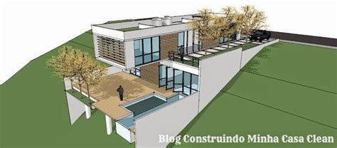 Os X Home Design : Fachadas De Casas Em Terrenos Em Declive! Como Construir