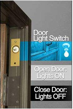 Images About Lighting Automatic Closet Pantry