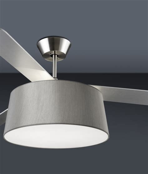 drum shade ceiling fan modern ceiling fan with light and drum shade