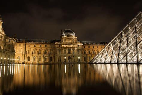 travel trip journey musee du louvre paris france