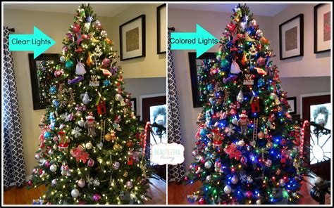 tips  decorating  tree beauteeful living