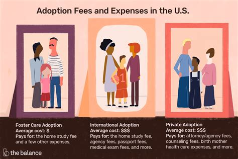 average cost  adoption