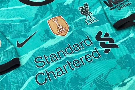 Liverpool and Nike reveal the Reds new 2020/21 season away kit