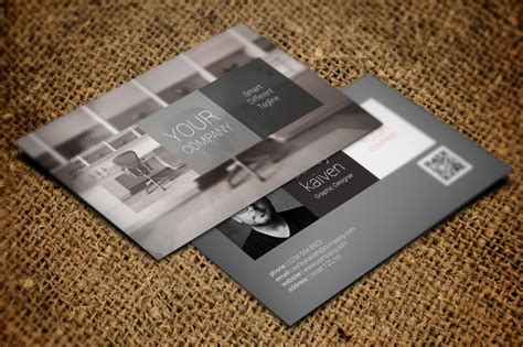 interior design business cards youll love