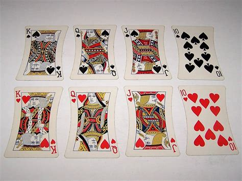 """For family nights, standard playing cards are suitable for a host of different card games. Double Deck Standard Playing Card Co. """"New Era"""" Playing Cards, Concave : Two For His Heels ..."""