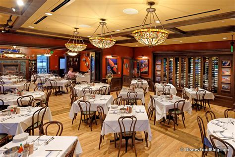 Review Lunch At The Boathouse In Disney Springs  The