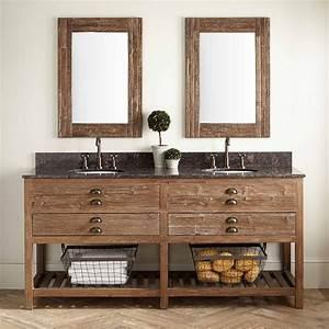 Amazing, Reclaimed, Bathroom, Vanity, Decoration