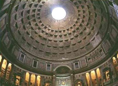 Cupola Pantheon by Archeologia Le Guide Di Supereva