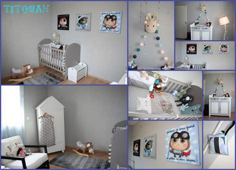 deco fait chambre bebe décoration chambre bébé fait