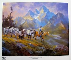 western paintings by stefan baumann