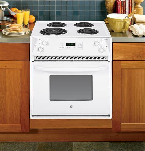 ge  drop  electric range jm  appliances