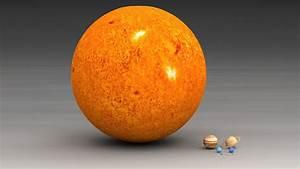 Solar System Planets Size Comparison (page 3) - Pics about ...