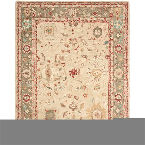 what does safavieh safavieh anatolia area rug reviews wayfair