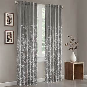 buy madison park anaya 84 inch cotton window curtain panel