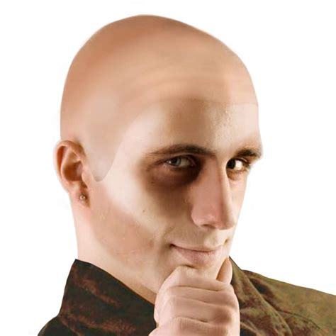PVC Bald Head