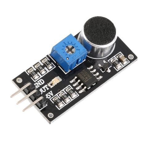 Image Sensor - sound sensor module hub360