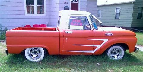 66 ford truck that flat paint cars cassy covets
