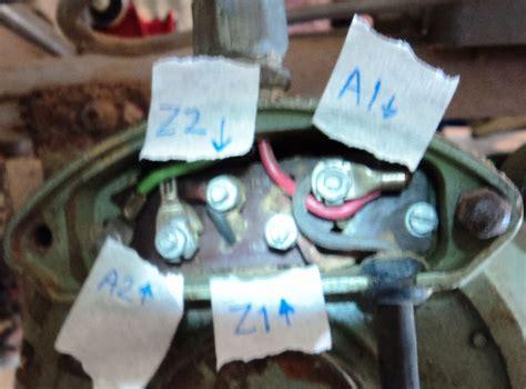 wiring  dewhurst switch single phase model engineer