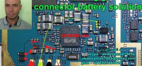 huawei y336 u02 battery connector terminal jumper ways