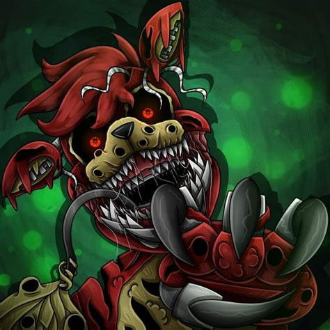 twisted foxy youtube