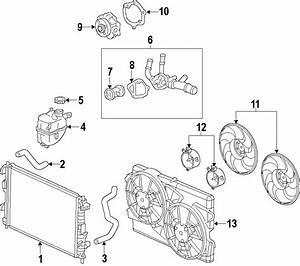 Chevrolet Captiva Sport Radiator  Radiator Assembly