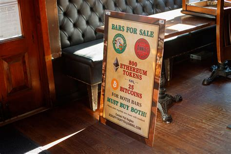 Although the fbi sold numerous bitcoins they held, and even all bitcoins, it is worth mentioning that they made a fortune by selling bitcoins. Bar owner wants to sell two NYC watering holes for $1M in ...