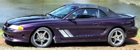 1997 Saleen S281 Convertible No. 127 Of 196 Low Miles