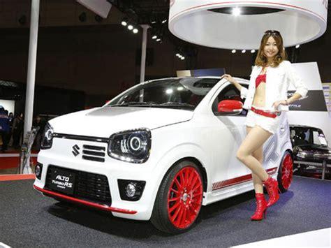 Suzuki Alto Mobil Kecil Terbaik Di Jepang